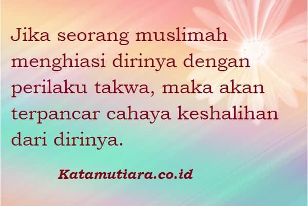 Kata Bijak Islam Hijab Ragam Muslim