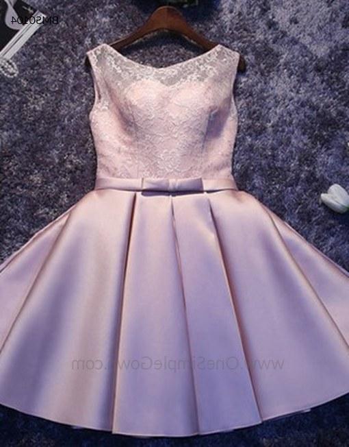 Model Baju Pengantin Muslim Elegan 3ldq Elegant Simple Lace Satin Dinner Short Dress