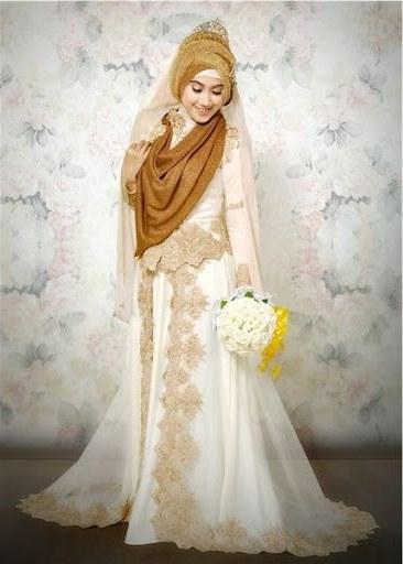 Model Baju Pengantin Muslim Syari Dddy andi Prastyawan andiprastyawan On Pinterest