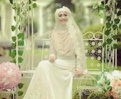 Model Baju Pengantin Muslim Syari Dwdk 46 Best Gambar Foto Gaun Pengantin Wanita Negara Muslim