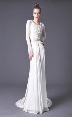 Model Baju Pengantin Muslim Syari X8d1 16 Best Baju Nikah Images
