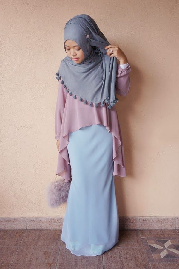 Model Baju Pengantin Muslimah Dian Pelangi Y7du Pesta Wedding