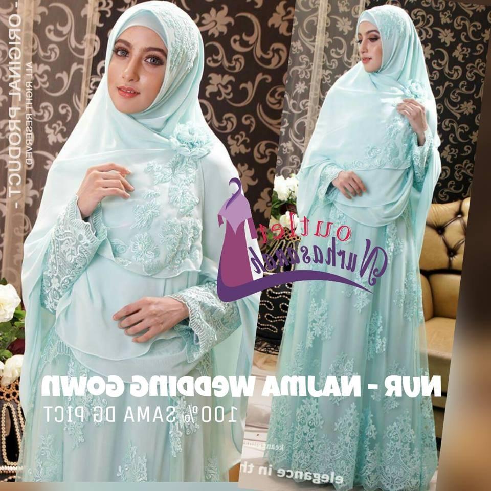 Model Baju Pengantin Muslimah Syar'i Dddy Baju Pengantin Muslim Syar I Sederhana Inspirasi Pernikahan