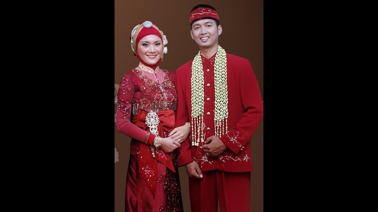 Model Baju Pengantin Muslimah Syar'i Kebaya Ipdd Gaun Dan Kebaya Pengantin Muslimah Part 3 Merah