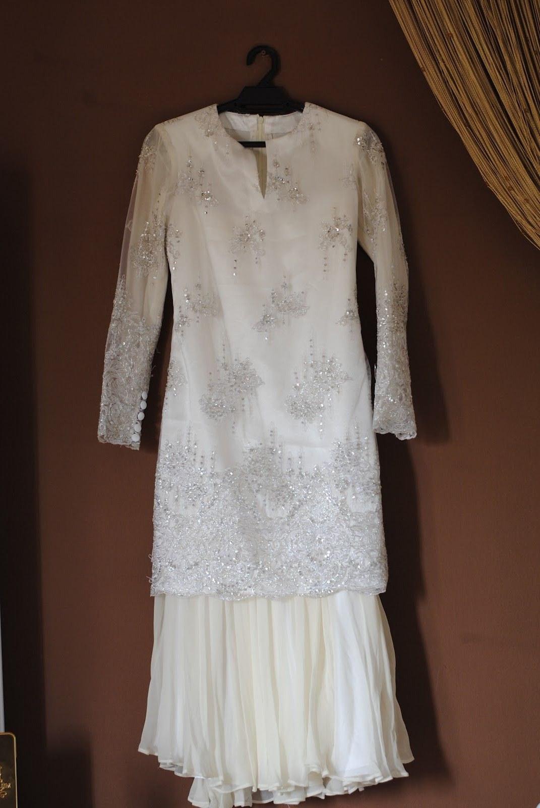 Model Baju Pengantin Muslimah Syar'i Kebaya Nkde the Perfect Baju Nikah Mina Wed In 2019