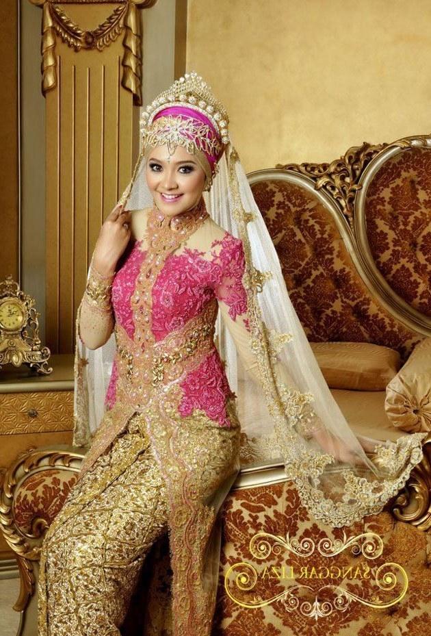 Model Baju Pengantin Muslimah Syar'i Kebaya Q0d4 Beautiful Kebaya All About Kebaya Muslim