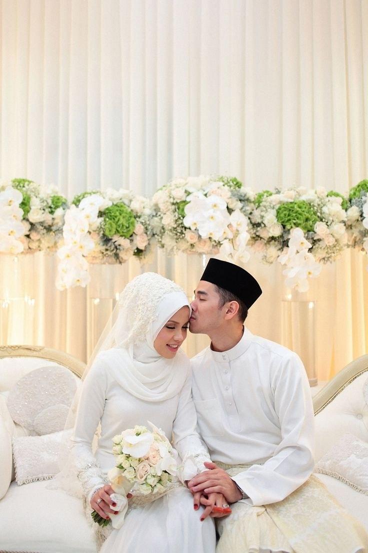 Model Baju Pengantin Muslimah Syar'i Kebaya U3dh 128 Best Pengantin Melayu & songket Images On Pinterest