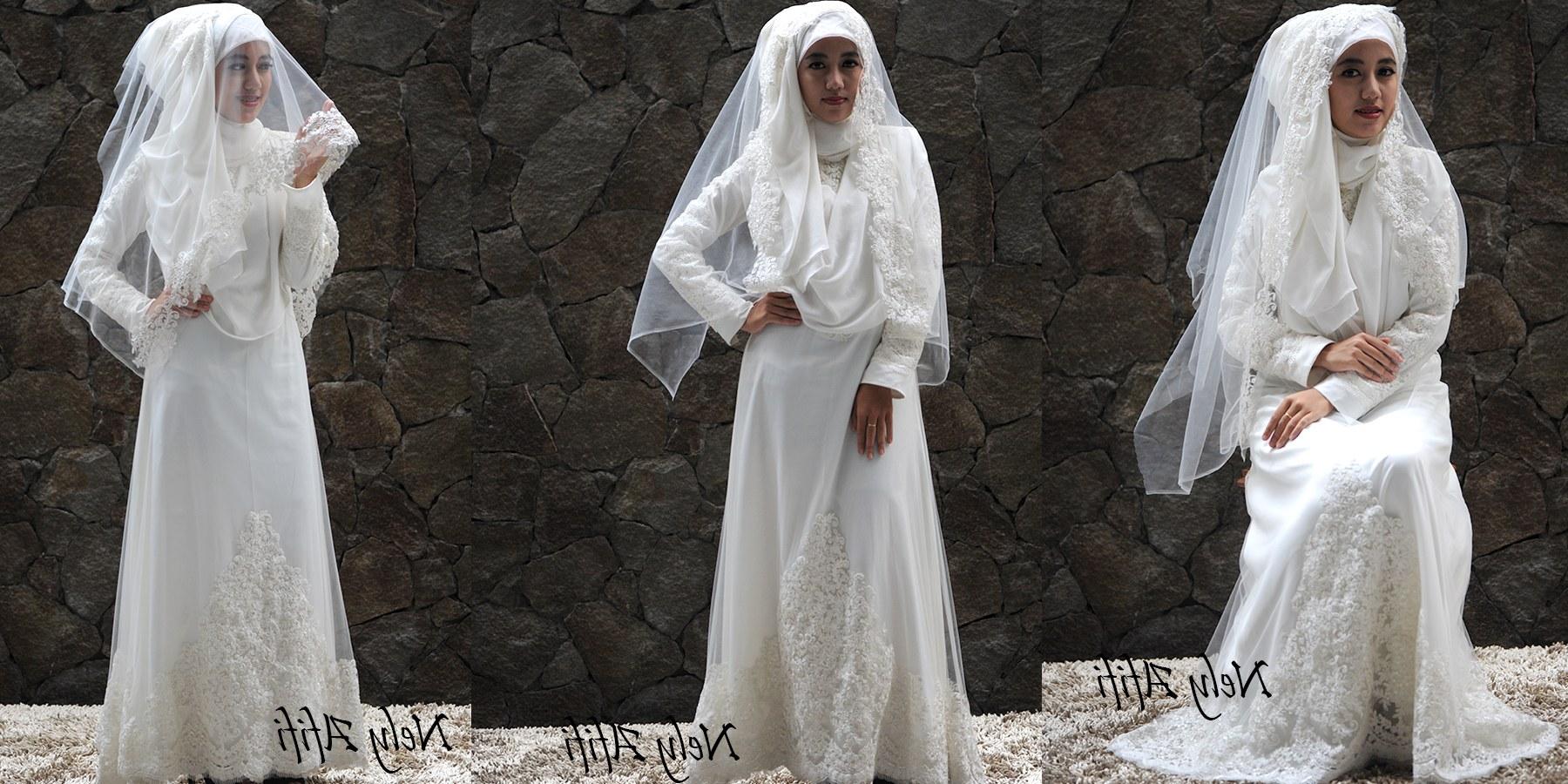 Model Baju Pengantin Muslimah Syar'i Mndw Sewa Baju Pengantin Muslimah Syar I Bekasi Inspirasi