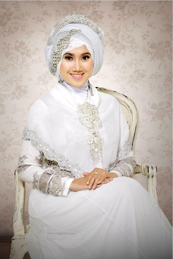 Model Baju Pengantin Muslimah Syar'i Wddj 17 Best Images About Muslim Bride On Pinterest