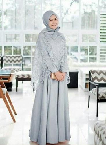 Model Baju Pengiring Pengantin Muslimah Tldn 10 Inspirasi Tren Gaun Pernikahan Yang Cantik Dan Kekinian