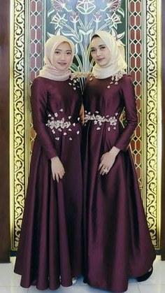 Model Baju Pengiring Pengantin Muslimah Tqd3 551 Best Seragam Pesta Images In 2019