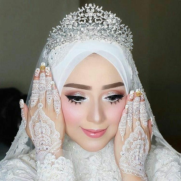 Model Busana Pengantin Hijab T8dj 191 Best Muslim Wedding Images