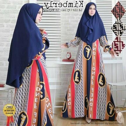 Model Busana Pengantin Syari Wddj Produsen Baju Muslim Pusat Hijab Gamis