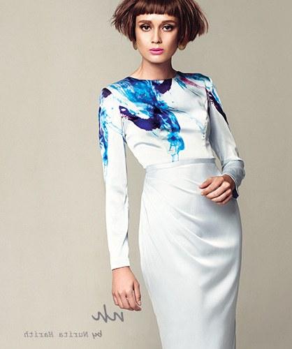 Model butik Baju Pengantin Muslimah Ipdd Tentang Hidup Koleksi Baju Raya Dar Nurita Harith Yang Meletop