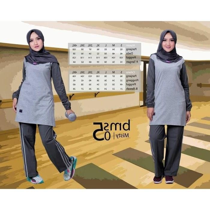 Model butik Baju Pengantin Muslimah T8dj Jual Believe Bms 05 Baju Senam Setelan Baju Olahraga Wanita Muslim Kota Bandung butik Arif