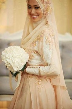 Model Desain Gaun Pengantin Muslim Modern Txdf 33 Best Muslim Wedding Images In 2019
