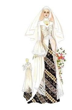 Model Desain Gaun Pengantin Muslim Modern U3dh 17 Best Hijab Drawings Images