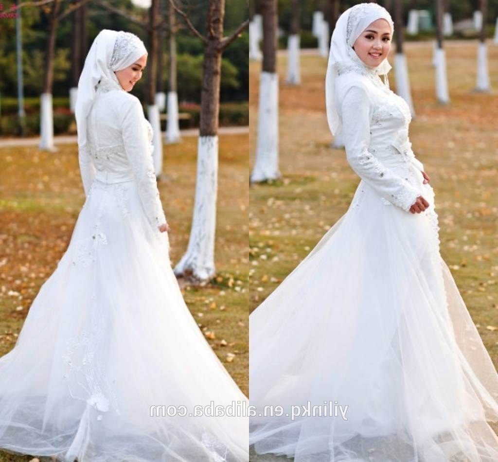 Model Gaun Muslimah Pengantin Gdd0 Saja Wedding Dress Wedding Dress 3 Saja Wedding Dresses