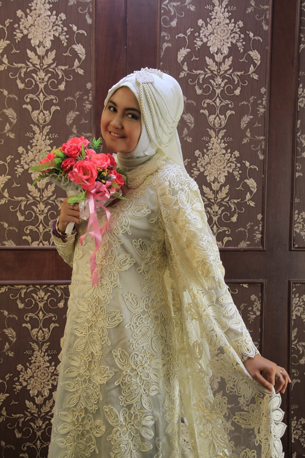 Model Gaun Muslimah Pengantin T8dj Padme Wedding Dress Confessions Of A Seamstress the