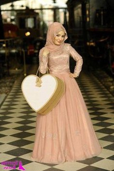 Model Gaun Muslimah Pengantin Zwdg 41 Best Gaun Pengantin Images
