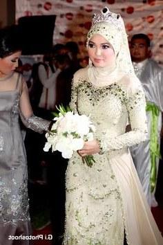 Model Gaun Pengantin Muslim Eropa Rldj 268 Best Moeslem Wedding Gown Images