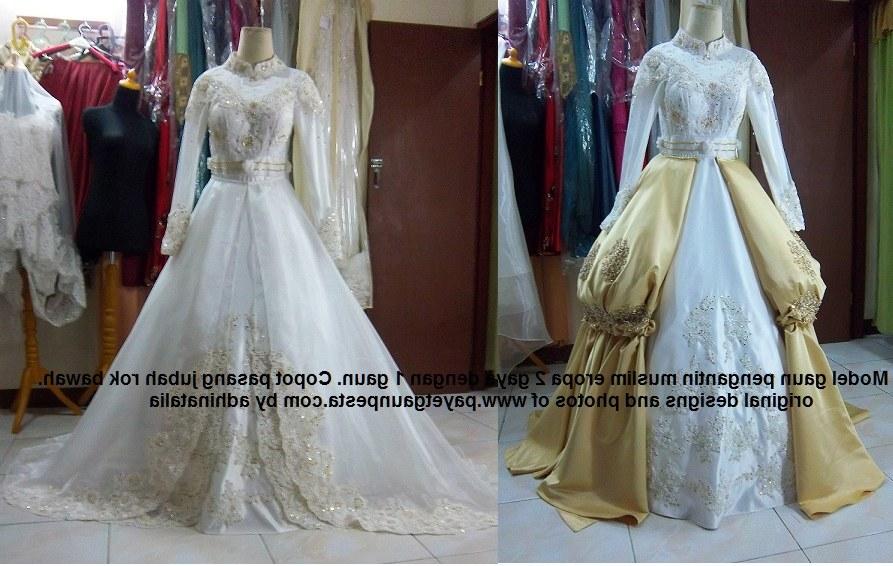Model Gaun Pengantin Muslim Eropa X8d1 Ukuran Baju Eropa A soalan