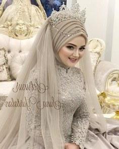 Model Gaun Pengantin Muslim Modern 2018 87dx 115 Best Baju Pengantin Images In 2019