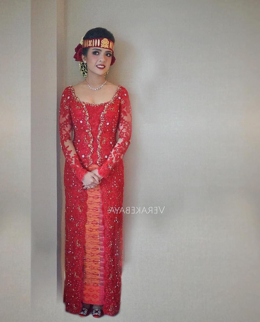 Model Gaun Pengantin Muslim Modifikasi 87dx 15 Busana Adat Batak