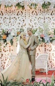 Model Gaun Pengantin Muslim Modifikasi Budm 21 Best Muslim Images