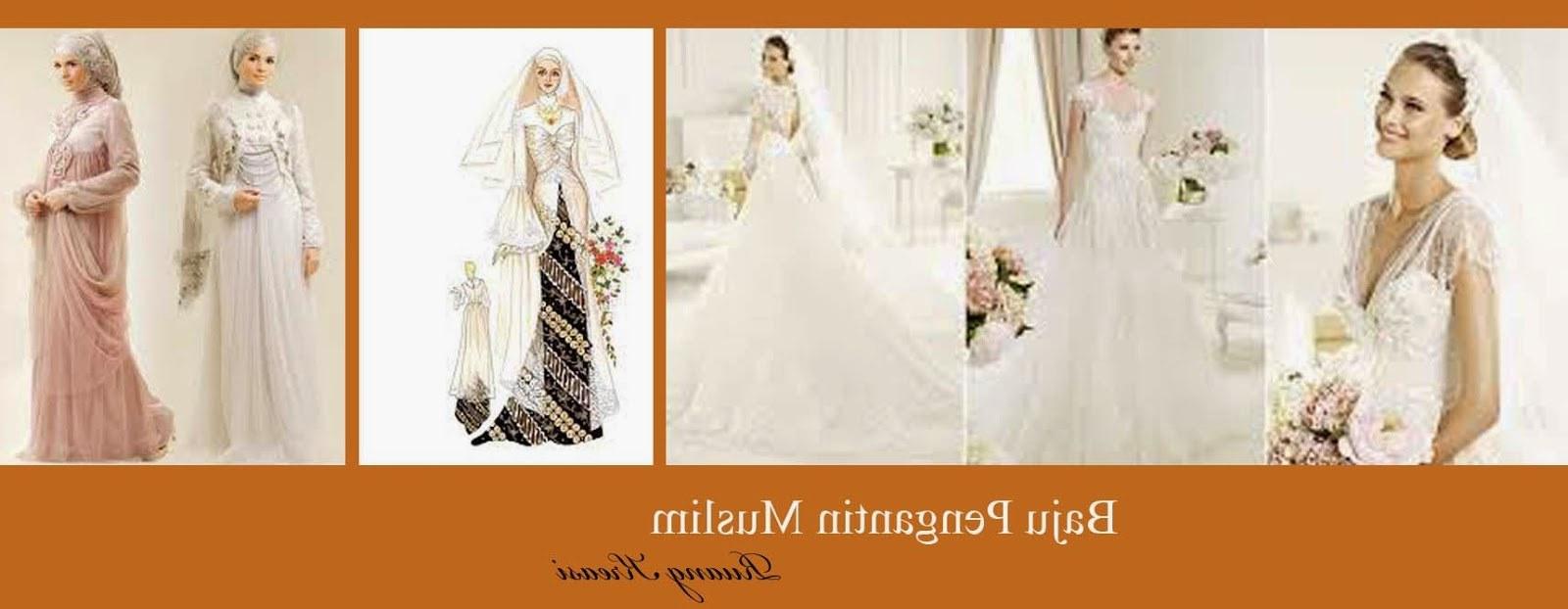 Model Gaun Pengantin Muslim Modifikasi Dwdk Contoh Desain Baju Pengantin Muslimah Desain Pernikahan