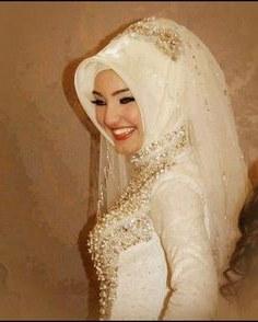 Model Gaun Pengantin Muslim Modifikasi Tldn 9 Best Gaun Images