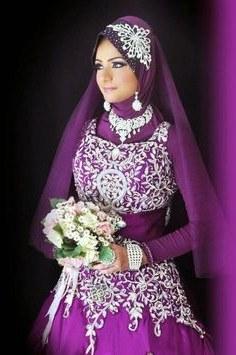 Model Gaun Pengantin Muslim Pink Dwdk 46 Best Gambar Foto Gaun Pengantin Wanita Negara Muslim
