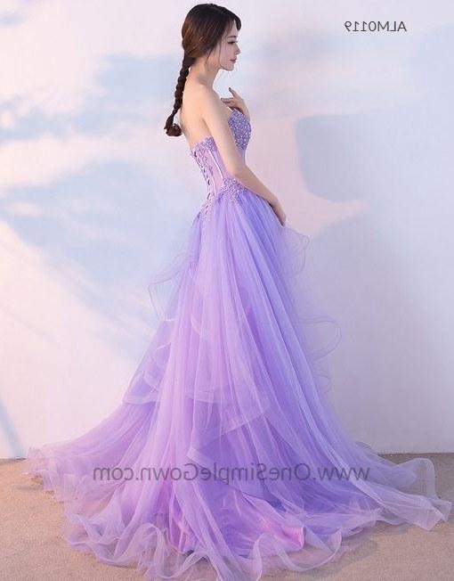 Model Gaun Pengantin Muslim Pink Zwdg Lavender Sky Blue Sweetheart Rhinestone evening Dress