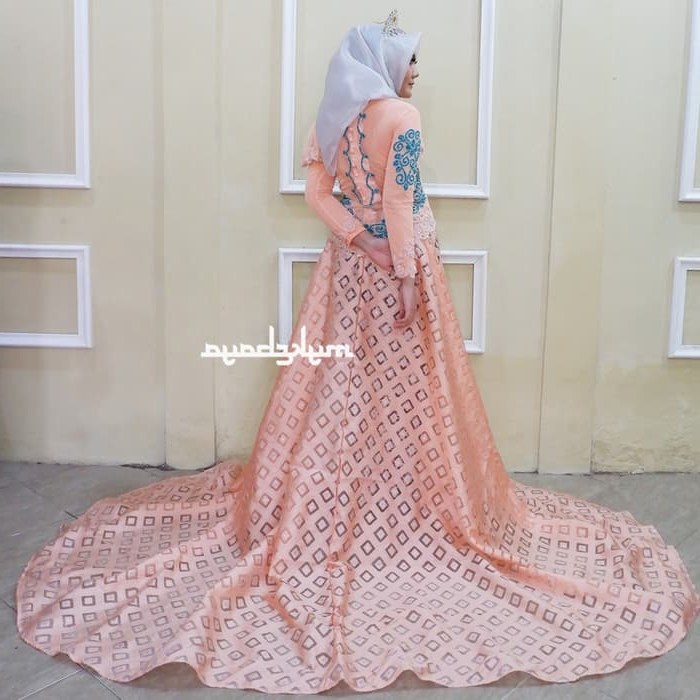 Model Gaun Pengantin Muslim Sepasang Ipdd Jual Sepasang Couple Kebaya Pernikahan Peach Mata Dewa Gaun Pengantin Dki Jakarta Grosir Fashion Storefour