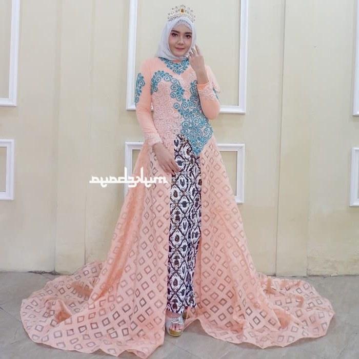 Model Gaun Pengantin Muslim Sepasang O2d5 Jual Sepasang Couple Kebaya Pernikahan Peach Mata Dewa Gaun Pengantin Dki Jakarta Grosir Fashion Storefour