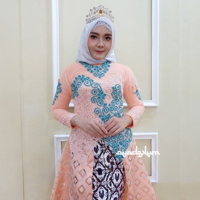 Model Gaun Pengantin Muslim Sepasang Tldn Jual Sepasang Couple Kebaya Pernikahan Peach Mata Dewa Gaun Pengantin Dki Jakarta Grosir Fashion Storefour