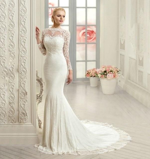Model Gaun Pengantin Muslimah 2016 Etdg Muslim Marriage Wedding Dress for Women – Fashion Dresses