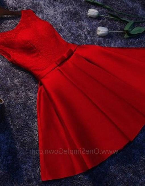 Model Gaun Pengantin Muslimah Elegan 9ddf Elegant Simple Lace Satin Dinner Short Dress