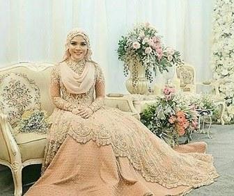 Model Gaun Pengantin Muslimah Untuk orang Gemuk Dddy Model Kebaya Akad Nikah Untuk orang Gemuk Model Kebaya