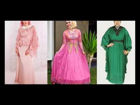 Model Gaun Pengantin Muslimah Untuk orang Gemuk Ipdd Model Baju Muslim orang Gemuk Yang Cocok Dipakai Pesta