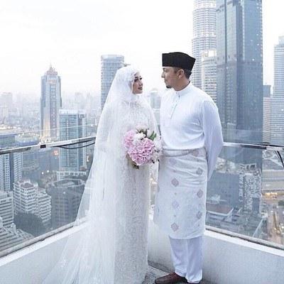 Model Gaun Pengantin Muslimah Untuk orang Gemuk Mndw Tips Memilih Gaun Pengantin Muslim Dari Desainer