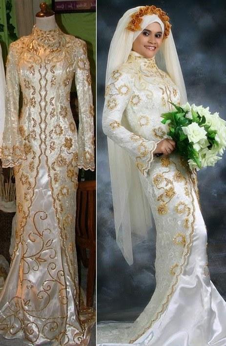 Model Gaun Pengantin Muslimah Untuk orang Gemuk T8dj Model Kebaya Akad Nikah Untuk orang Gemuk Model Kebaya