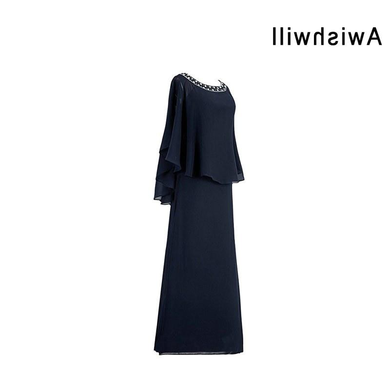 Model Gaun Pengantin Muslimah Warna Biru Terfavorit 3id6 Us $134 25 Off Custom Made Terbaru Ibu Dari Gaun Pengantin Plus Ukuran Manik Manik Leher Sifon Biru Ungu Ibu Dari Gaun Pengantin formal Di Ibu