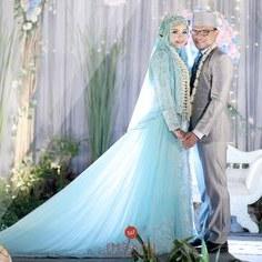 Model Gaun Pengantin Muslimah Warna Biru Terfavorit E9dx 15 Best Gaun & Busana Pernikahan Di Surabaya Images
