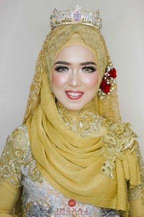 Model Gaun Pengiring Pengantin Muslim Whdr Model Hijab Pesta Pernikahan Menjadi Salah Satu Hal Yang Ba