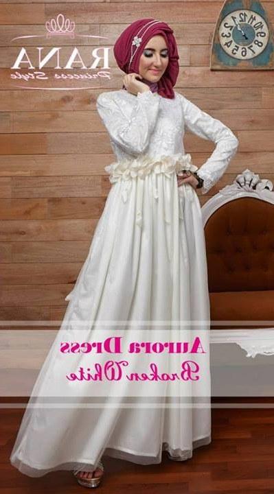 Model Gaun Pesta Pernikahan Muslimah 9fdy Model Gaun Pesta Muslimah Untuk Pernikahan