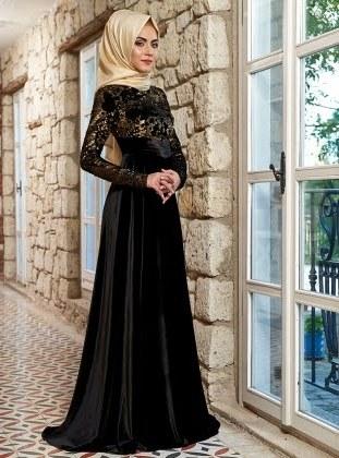 Model Gaun Pesta Pernikahan Muslimah S5d8 32 Gaun Pesta Muslimah Unik Cantik Inspirasi Terbaru