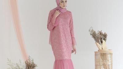 Model Gaun Pesta Pernikahan Muslimah Wddj Makin Kece Ke Resepsi Pernikahan Dengan Busana Muslim
