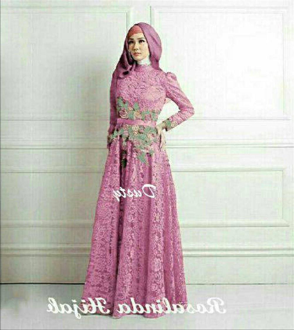 Model Gaun Pesta Pernikahan Muslimah Xtd6 Gv Hijab Rosalinda Baju Setetelan Dress Wanita Cewe Muslim Gaun Pesta Kondangan Pernikahan Lebaran 2in1 Pashmina Model Terbaru Terlaris Murah