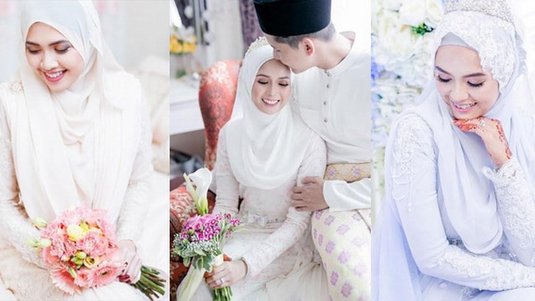 Model Harga Sewa Baju Pengantin Muslimah Budm Rias Pengantin Jawa Bugis Makassar Hijab Syar I Sewa